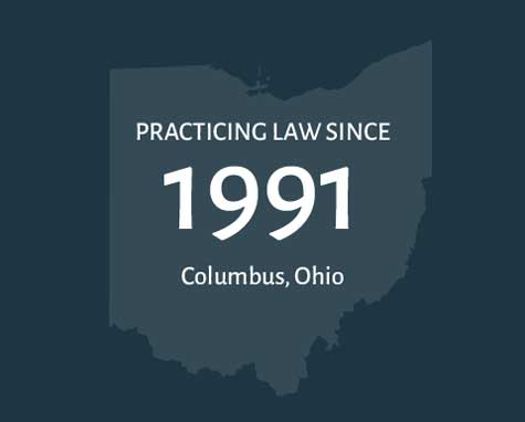Practicing Law since 1991 in Columbus, OH