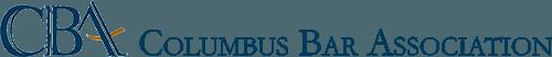 Columbus Bar Association logo