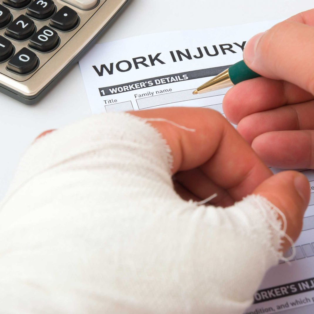 Workers Compensation page accent image